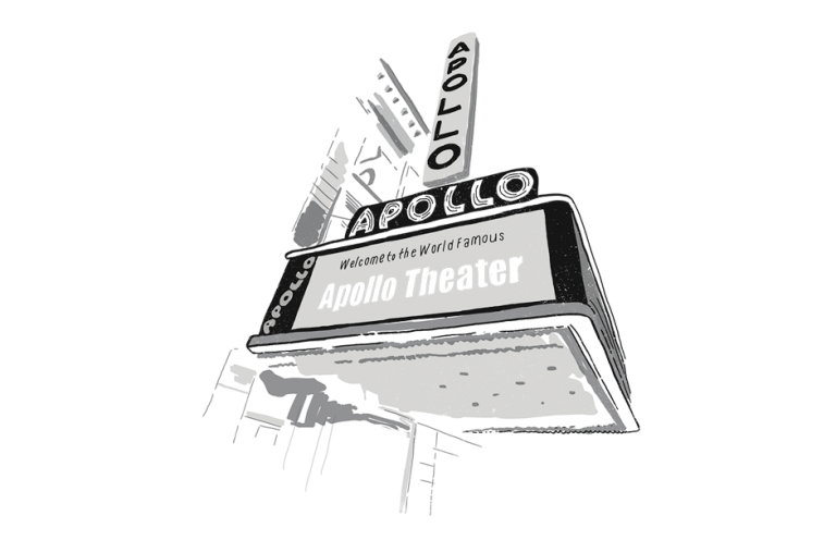 Apollo Theater in New York