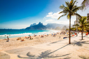 Chic Ipanema Beach